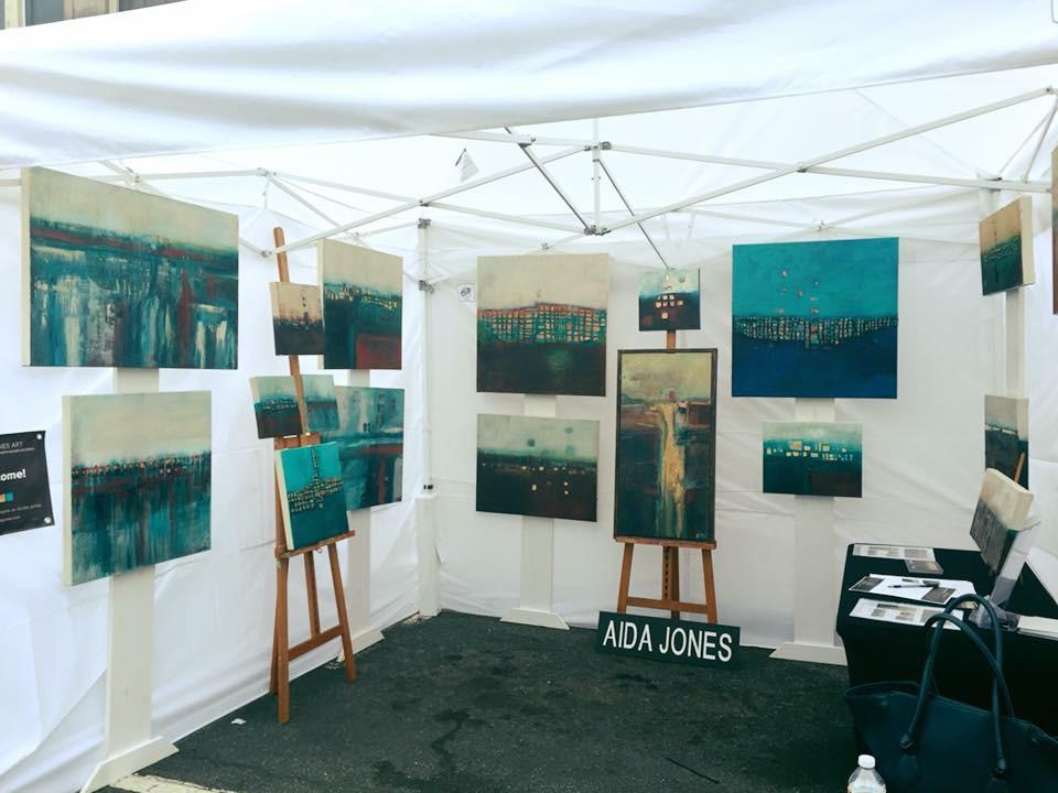 Maplewood Art Walk - Juried Fine Art Show