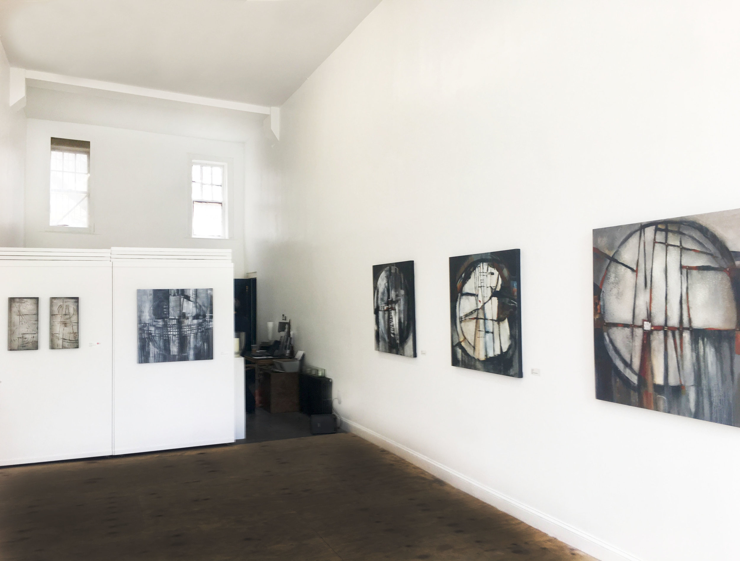Exhibition at ovoEDGE Gallery