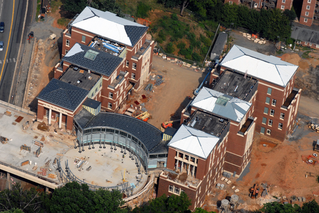 UNIVERSITY OF VIRGINIA SOUTH LAWN PROJECT