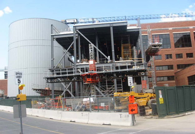UNIVERSITY OF VIRGINIA SOUTH CHILLER PLANT PHASE III