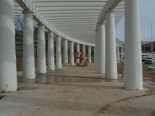 UNIVERSITY OF VIRGINIA CARL SMITH CENTER EXPANSION