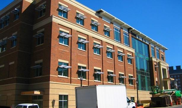 UNIVERSITY OF VIRGINIA CLAUDE MOORE NURSING EDUCATION BUILDING