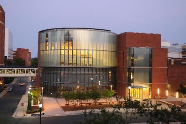 UNIVERSITY OF VIRGINIA CLAUDE MOORE MEDICAL EDUCATION BUILDING