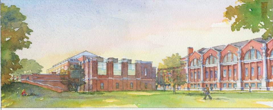 Another new project! UVA Newcomb Rd Chiller Plant. Starting this fall.