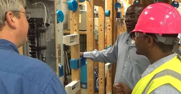 - A local employer attended a career resource seminar held last spring at Buckingham Correctional Center. So impressed by the offenders he met, Casey Carwile of Design Electric in Charlottesville asked if he could return at a later date to learn more about the electricians course being offered at the facility.