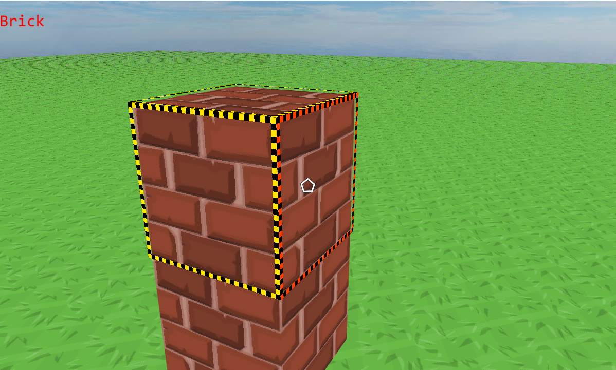 Added ray-casting method to find the block you are looking at