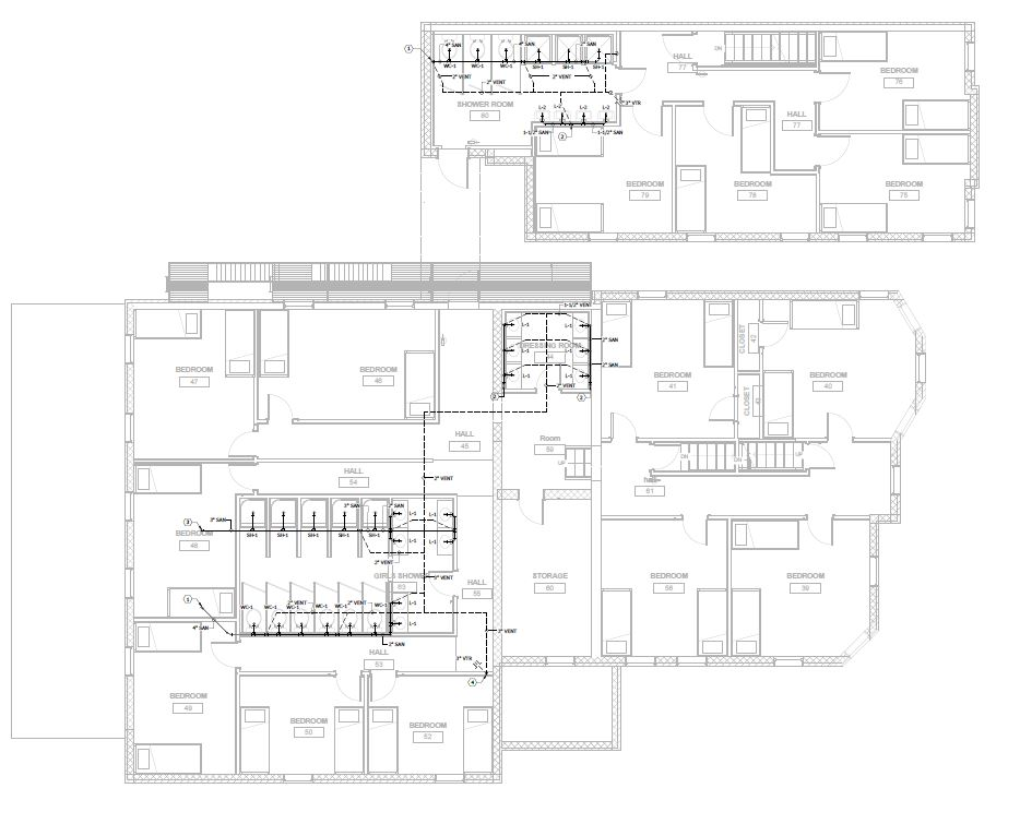 2nd Floor - 924 E. 8th Street