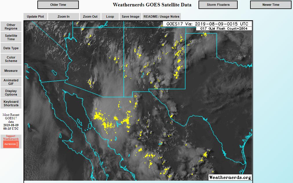 Weathernerds Satellite -
