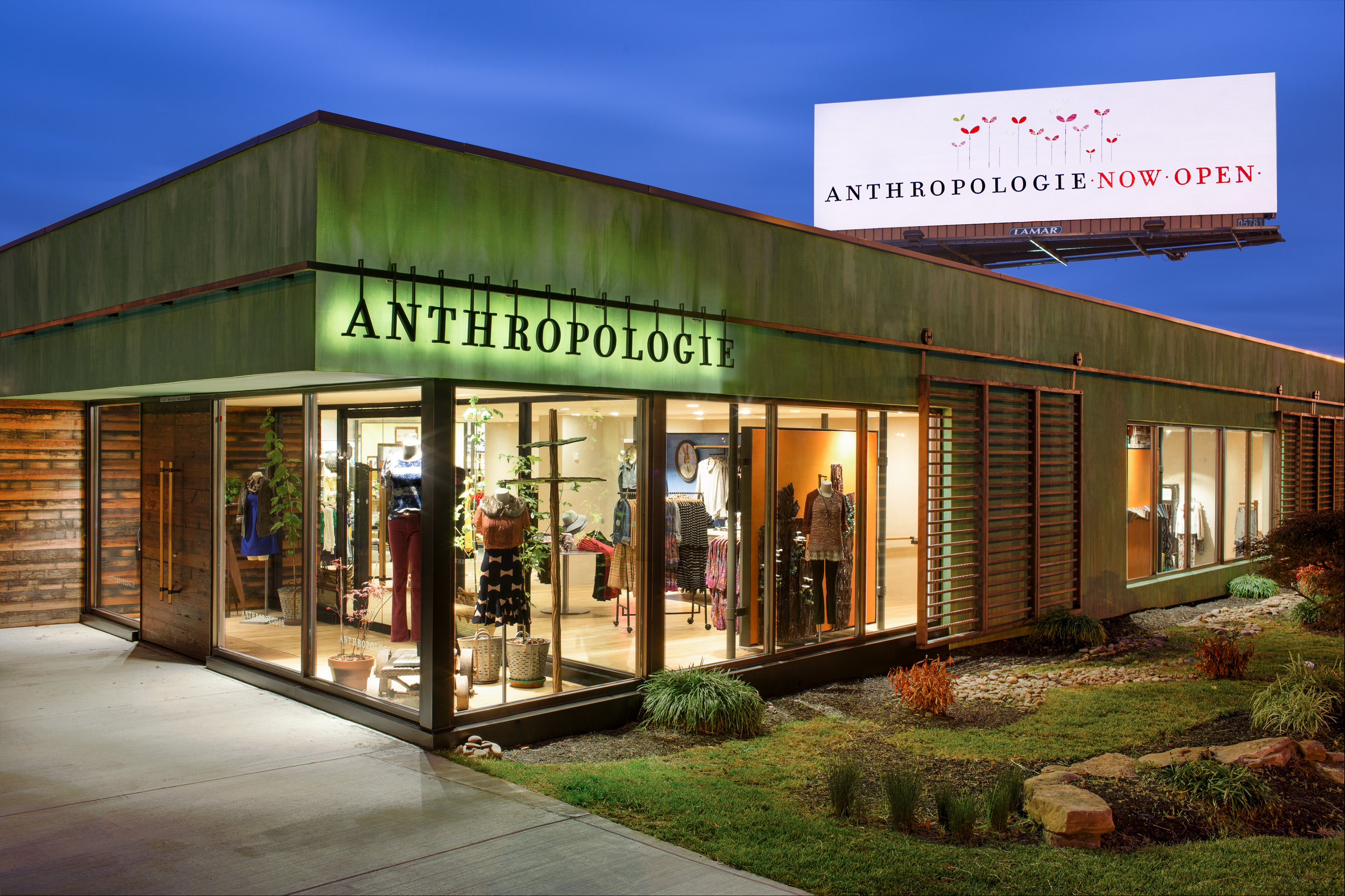 ANTHROPOLOGIE | KNOXVILLE, TN