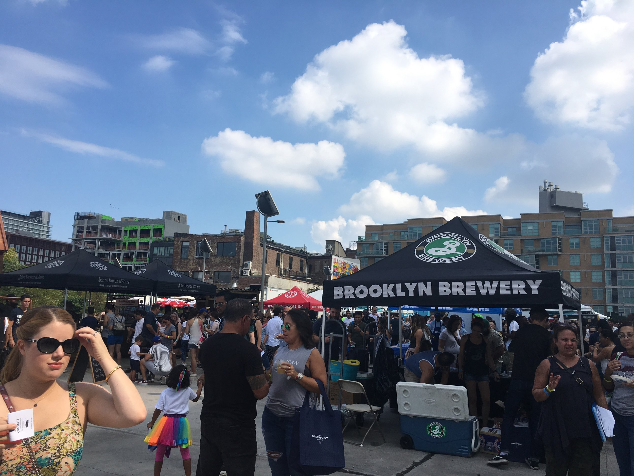 Brooklyn Brewery!!
