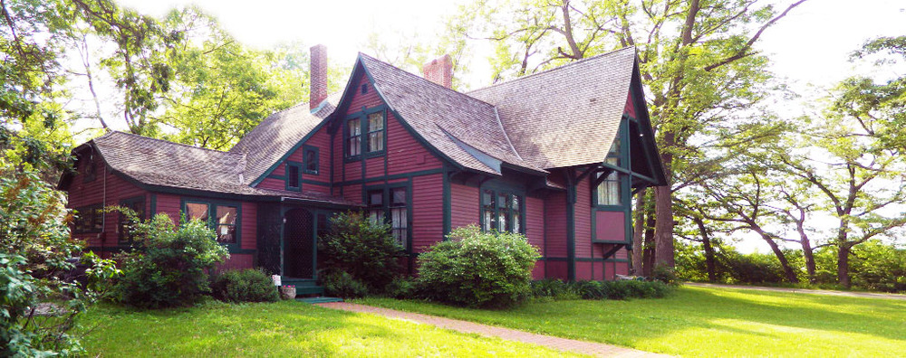 NewStudio Architecture provided the survey analysis for the historic Fillebrown House in Saint Paul, Minnesota