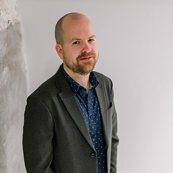 Chris Brenny, Associate, Designer
