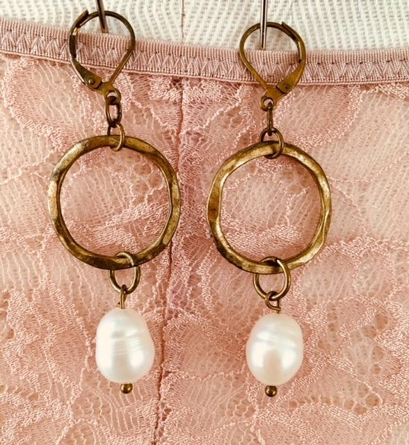 Earrings by Impeckable Nanette