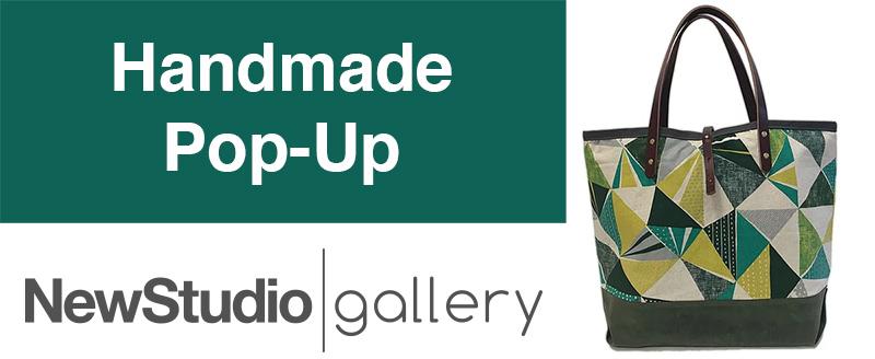 NewStudio Gallery Spring Handmade Pop-Up