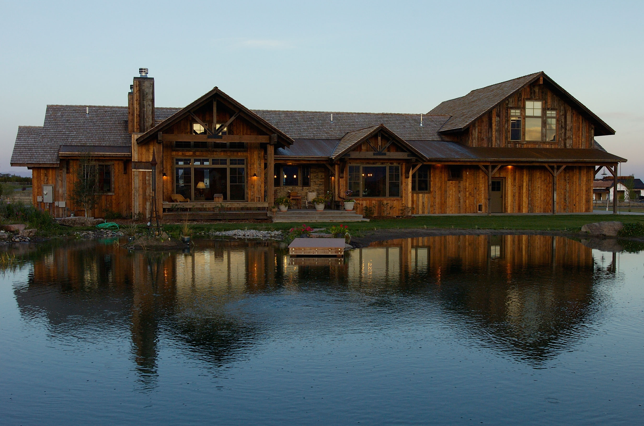 Wylie Creek Residence