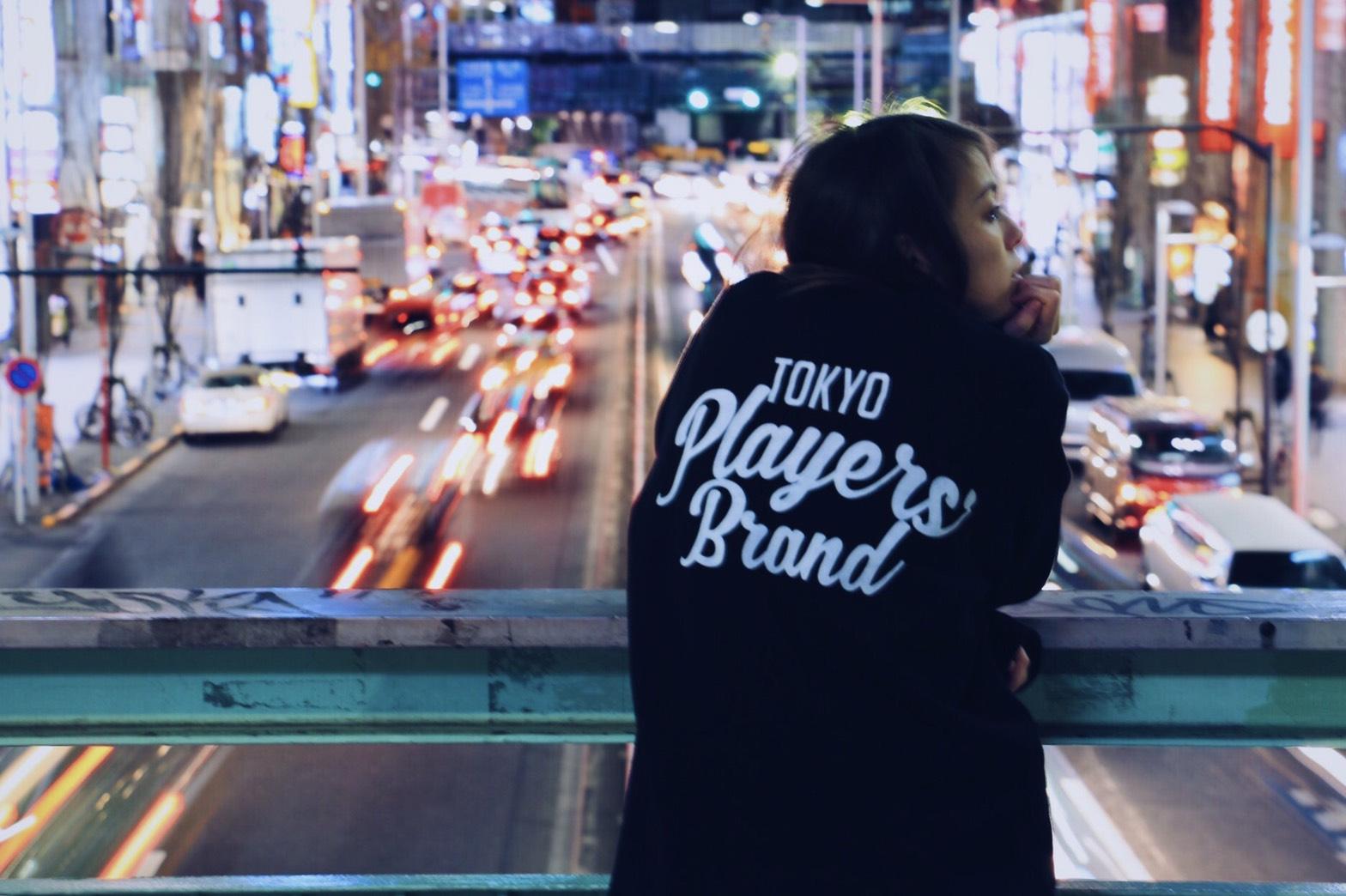 Sweater: Tokyo Player's Brand