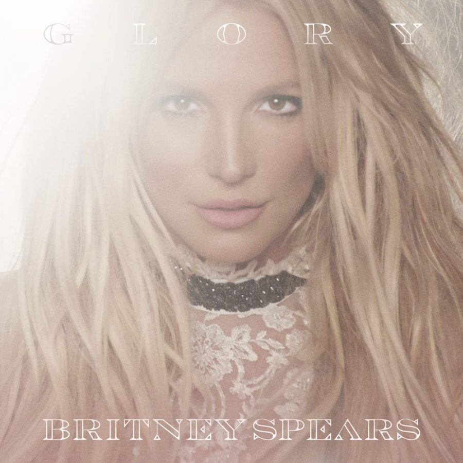 Britney Spears - Glory (Japan Deluxe)