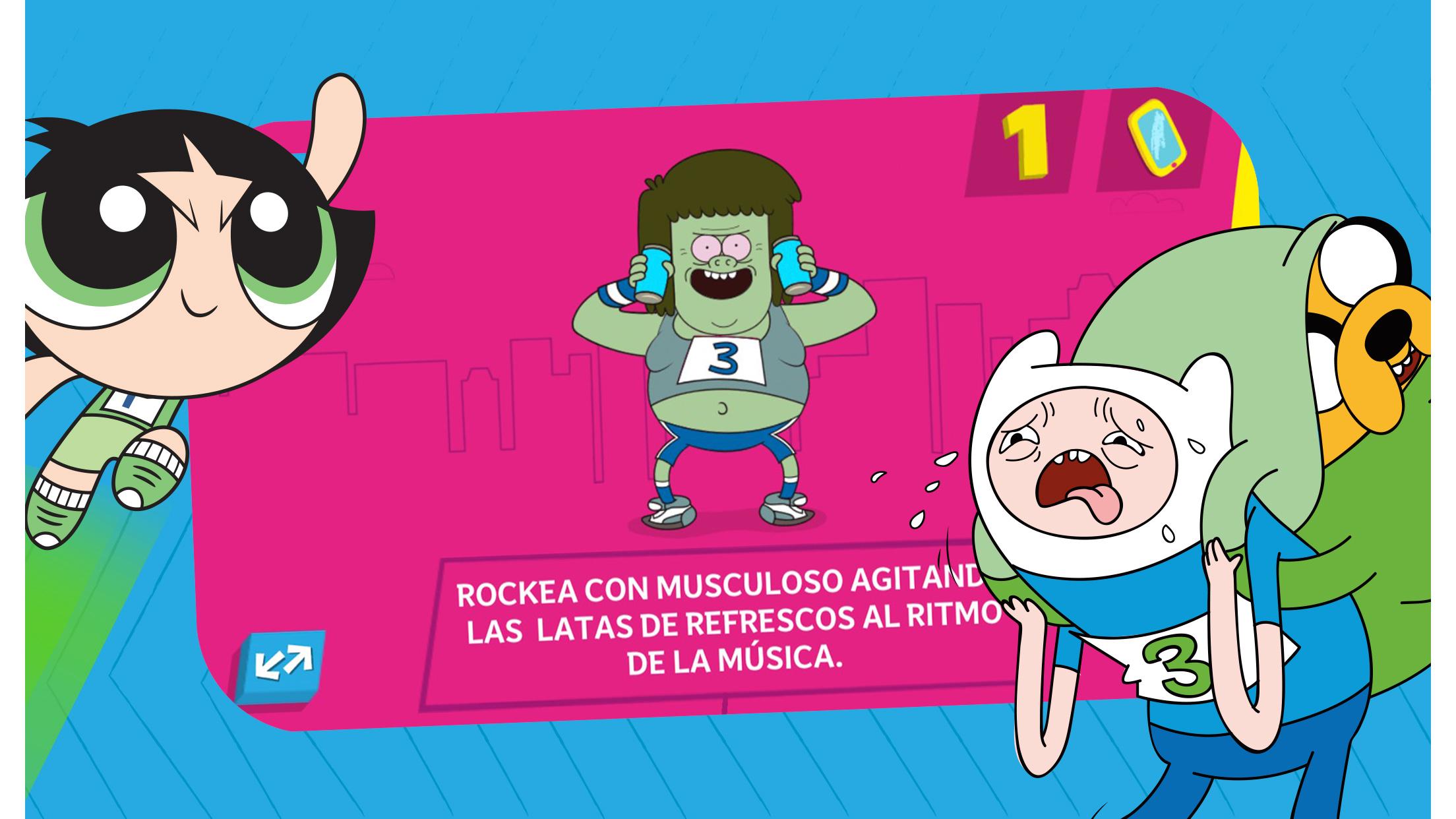 Carrera Cartoon Bwstudios