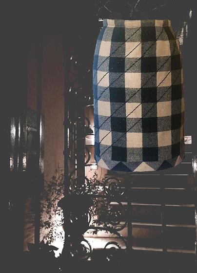 plaid skirt and stairs.jpg