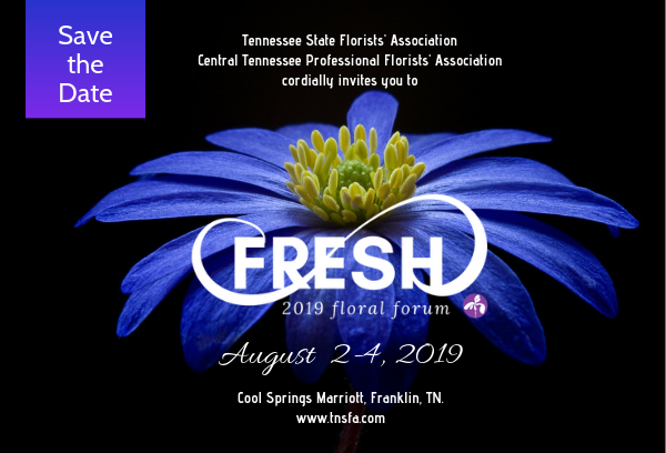 Tennessee State Florists' Association Central Tennessee Professional Florists' Association.png
