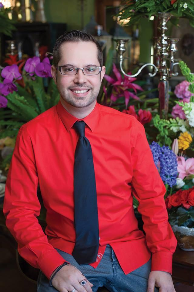 - Donny Johnson AIFD, CFD, TCFTennessee State Florists' Association President