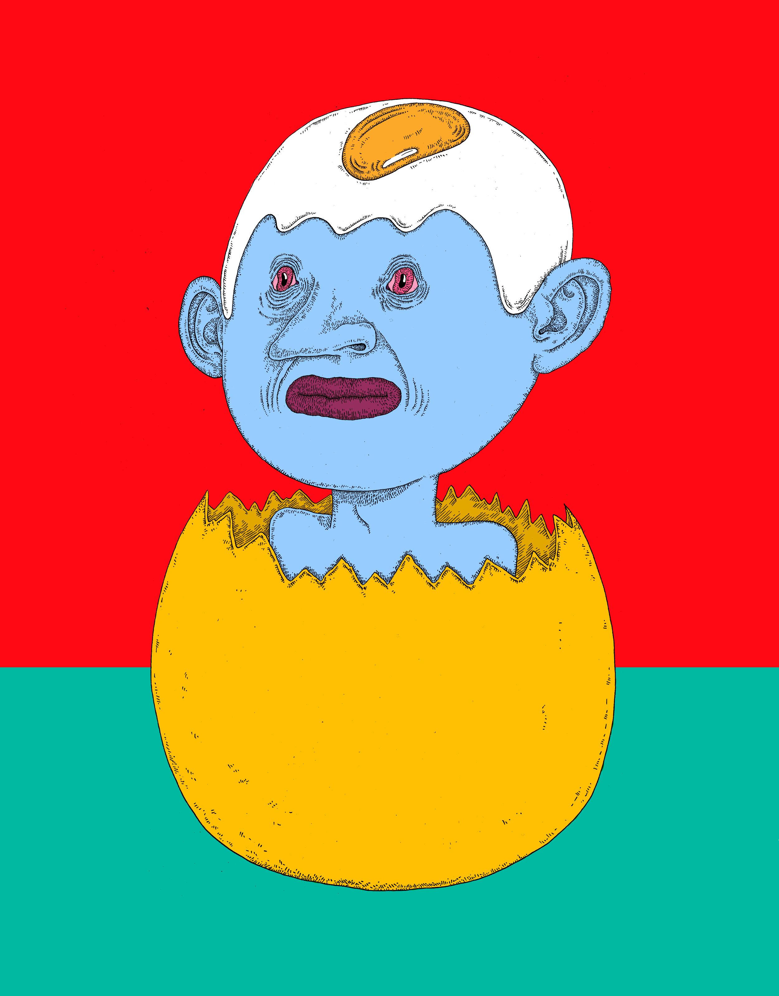 The Eggman
