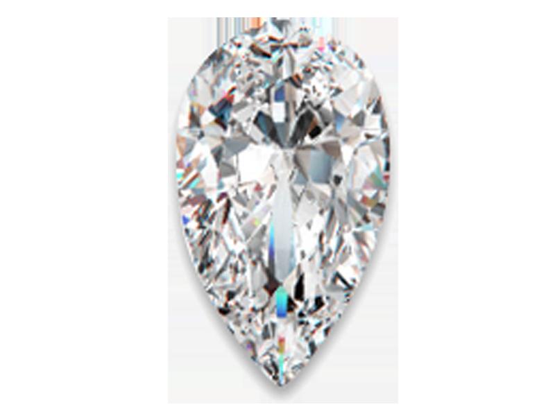 Pear Diamond