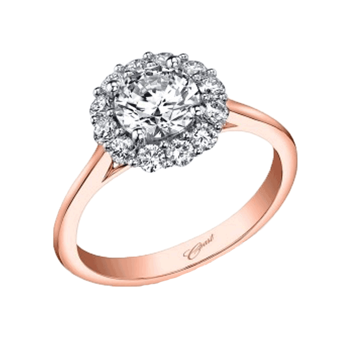 Rose Gold Wedding Diamond