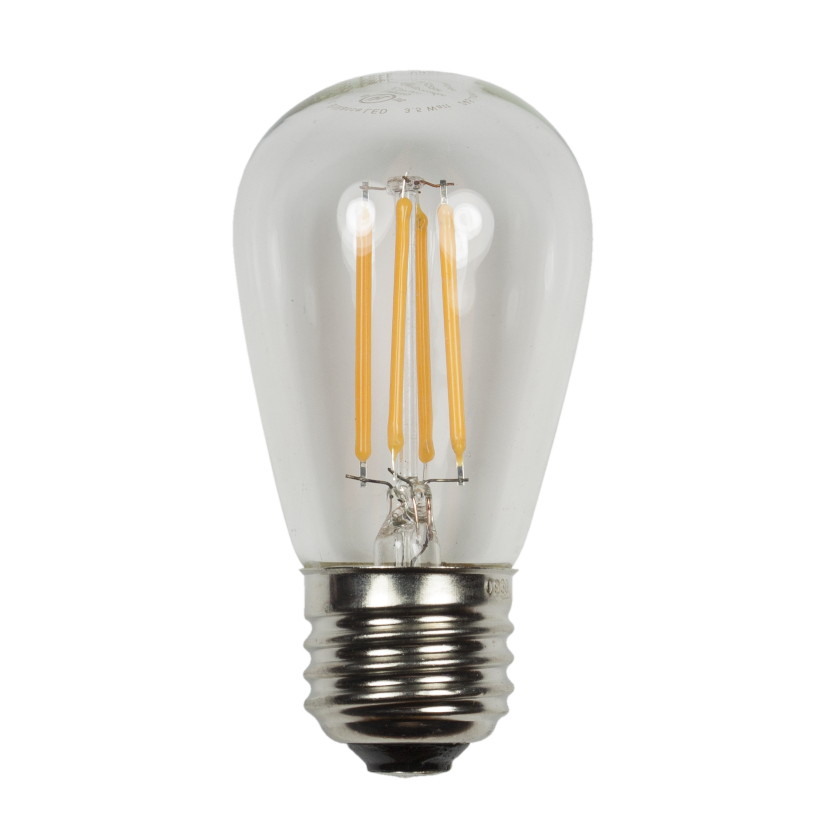 S14 EDGE Filament  Wattage: 3.5 Lumens: 245