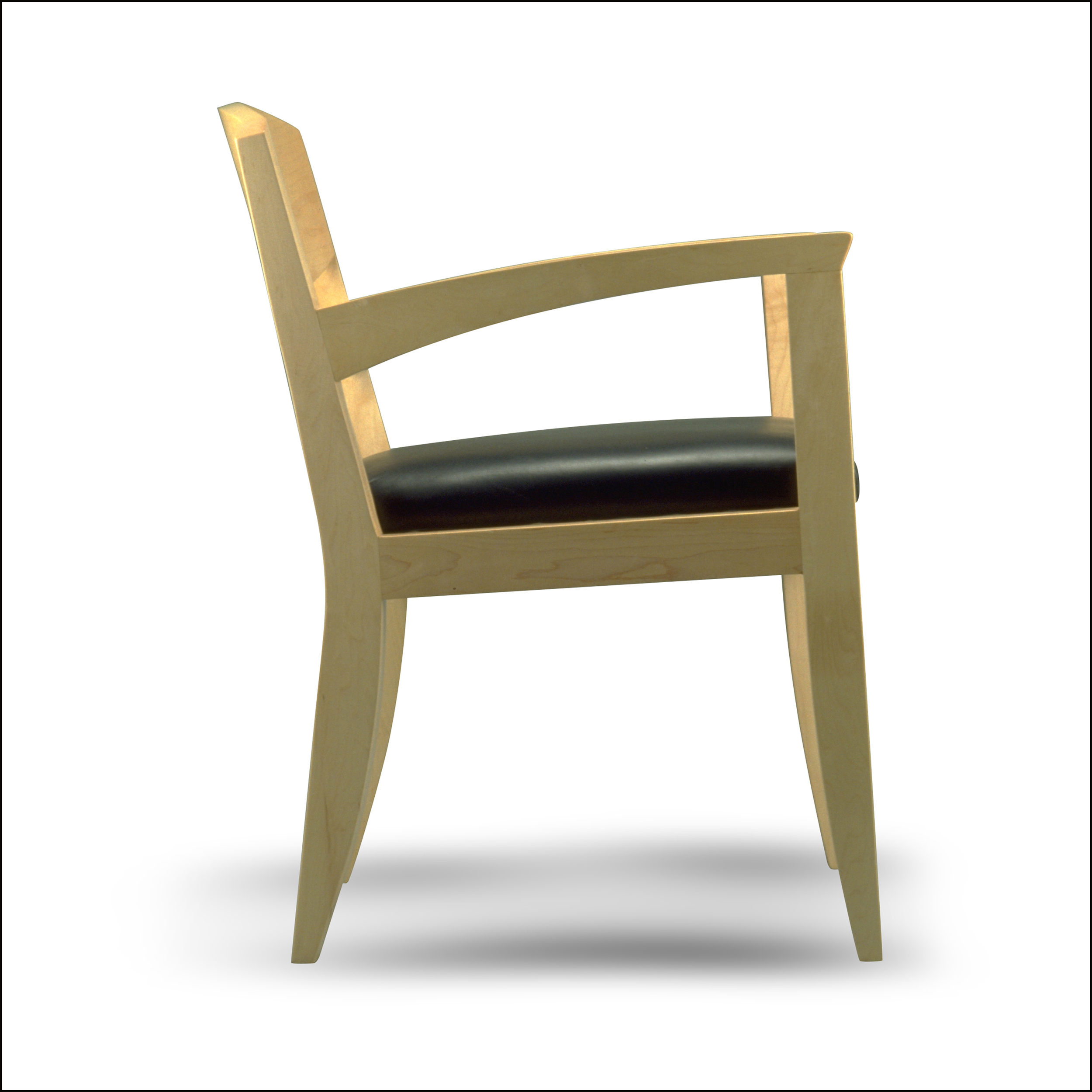 pull up chair side
