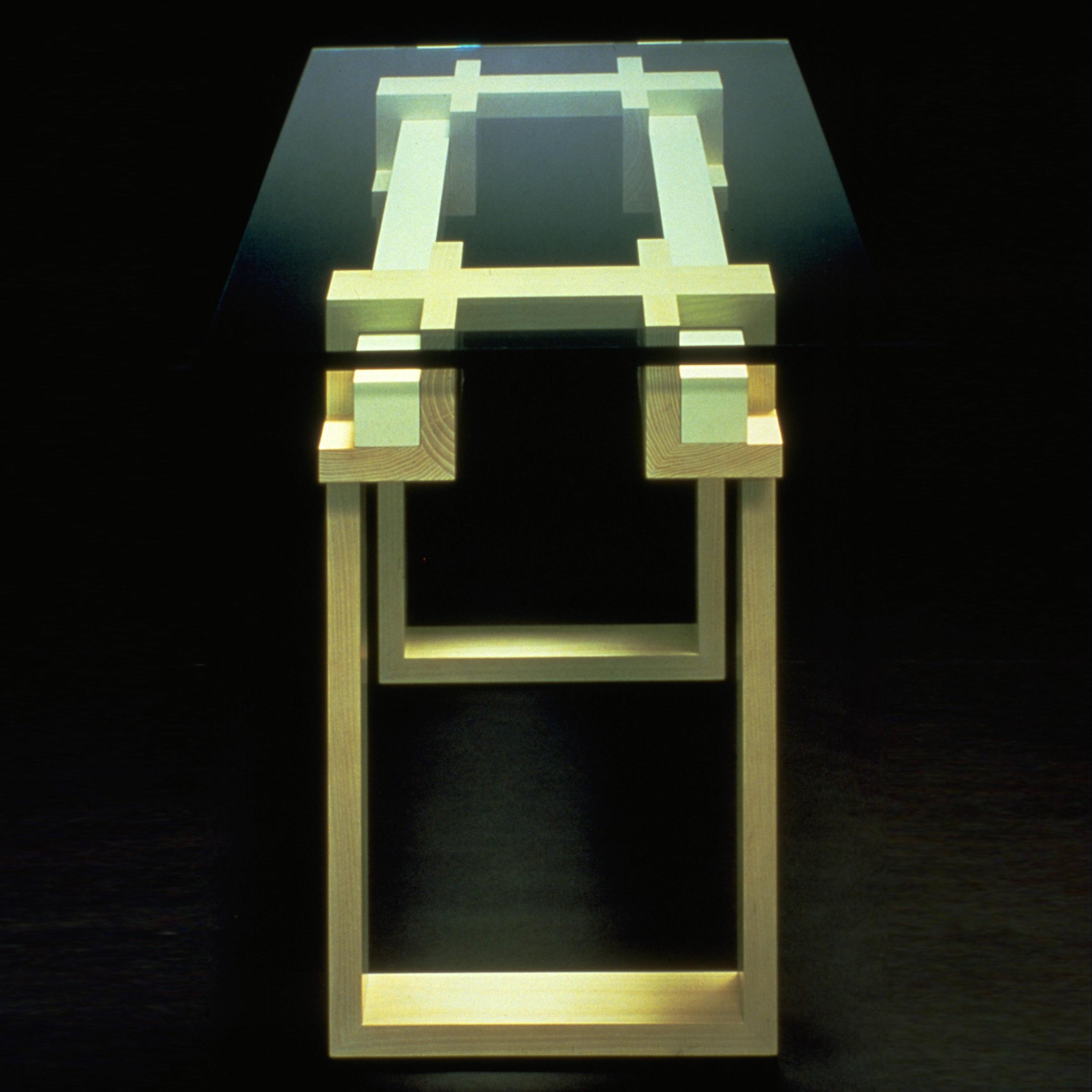tenon table