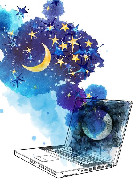 Laptop and Stars.jpg