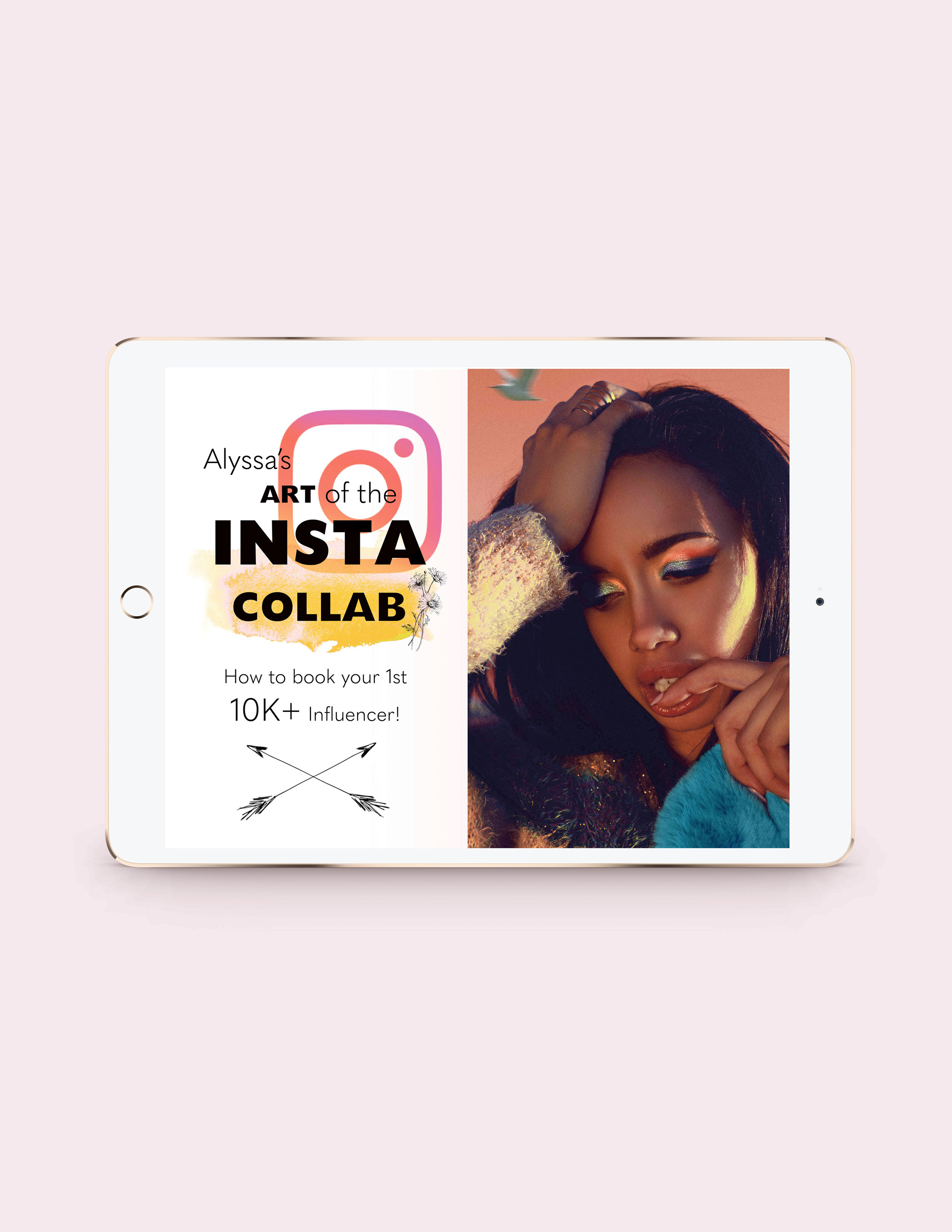 Alyssa's Art of the Insta Collab - The Complete Video Guide Workshop to Booking your very first 10K+ Influencer!