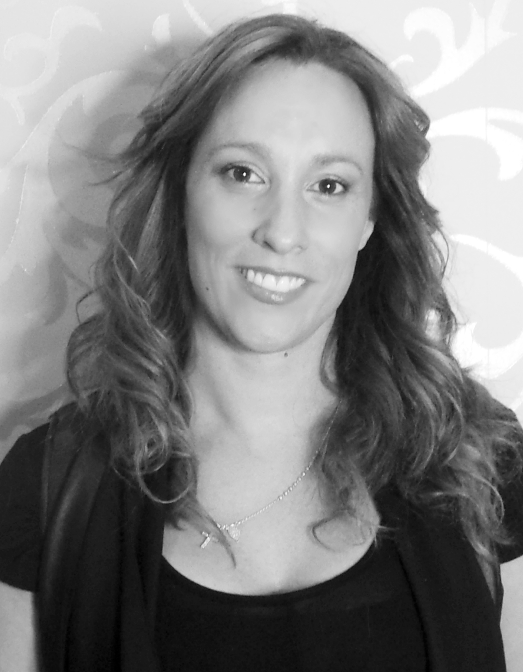 APRIL (Hair Stylist)  April is a experienced Stylist with over 15 years of experience. She can create any style - updos to sleek and straight.