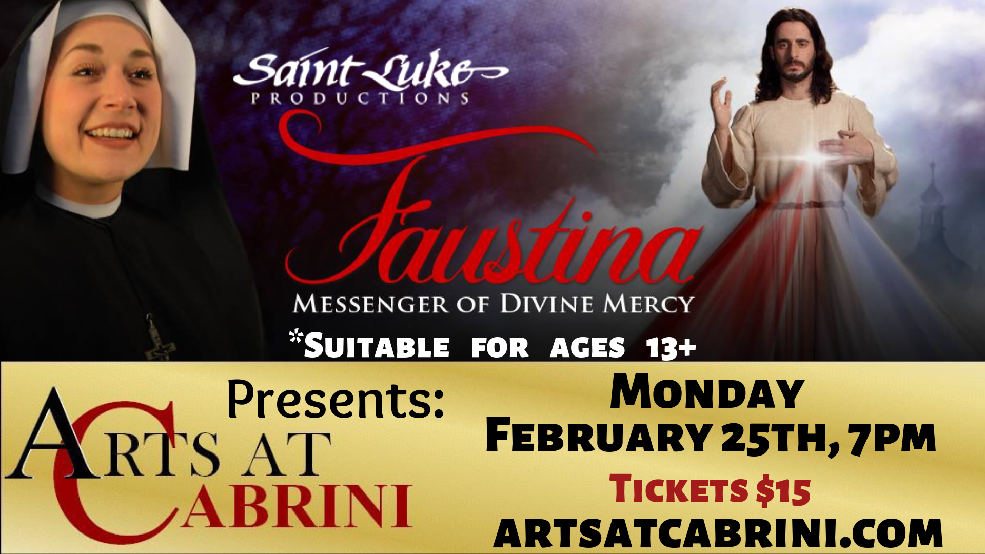 Faustina Announcement.png