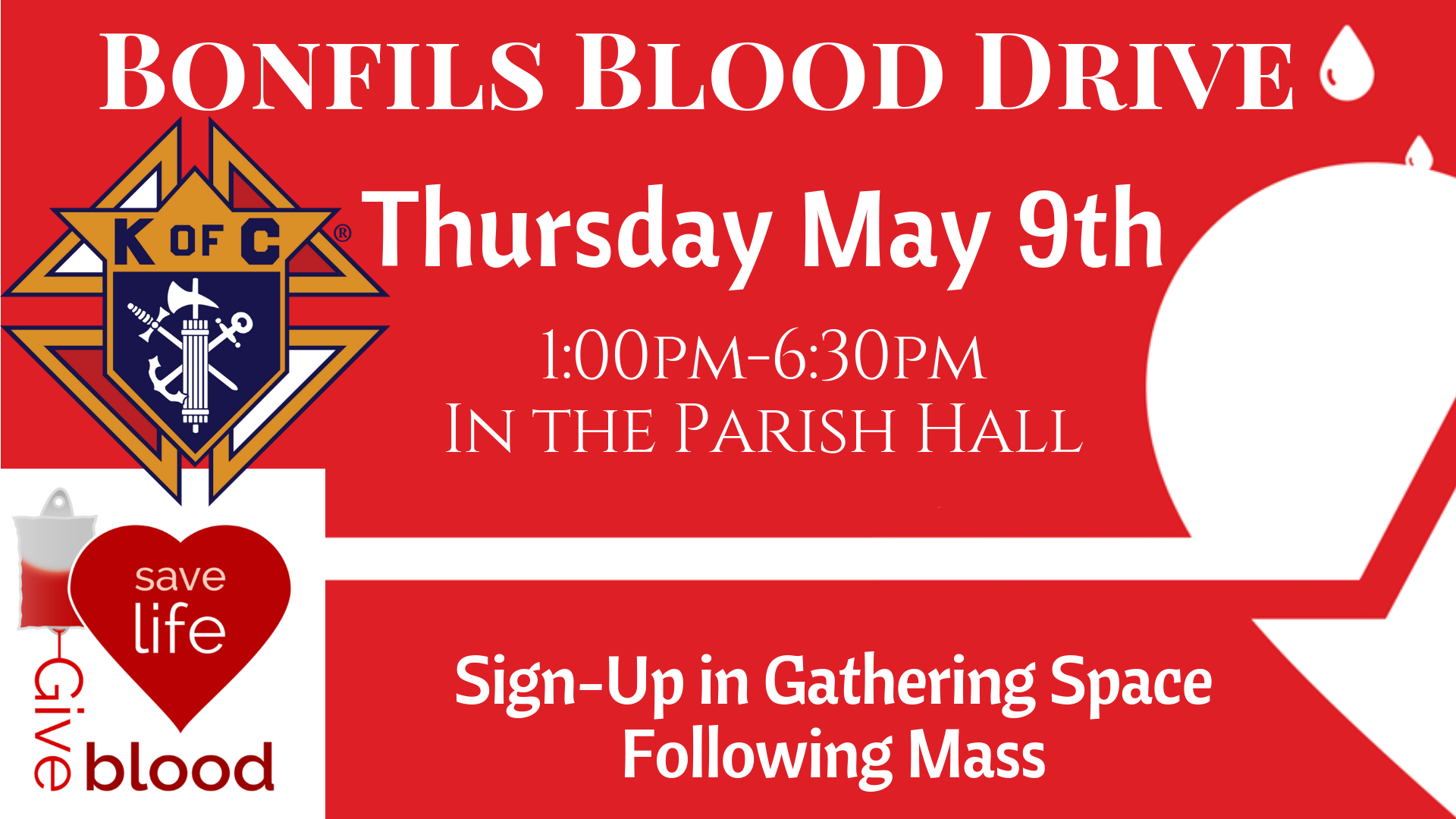 K of C Blood Drive ANNOUNCEMENT.png