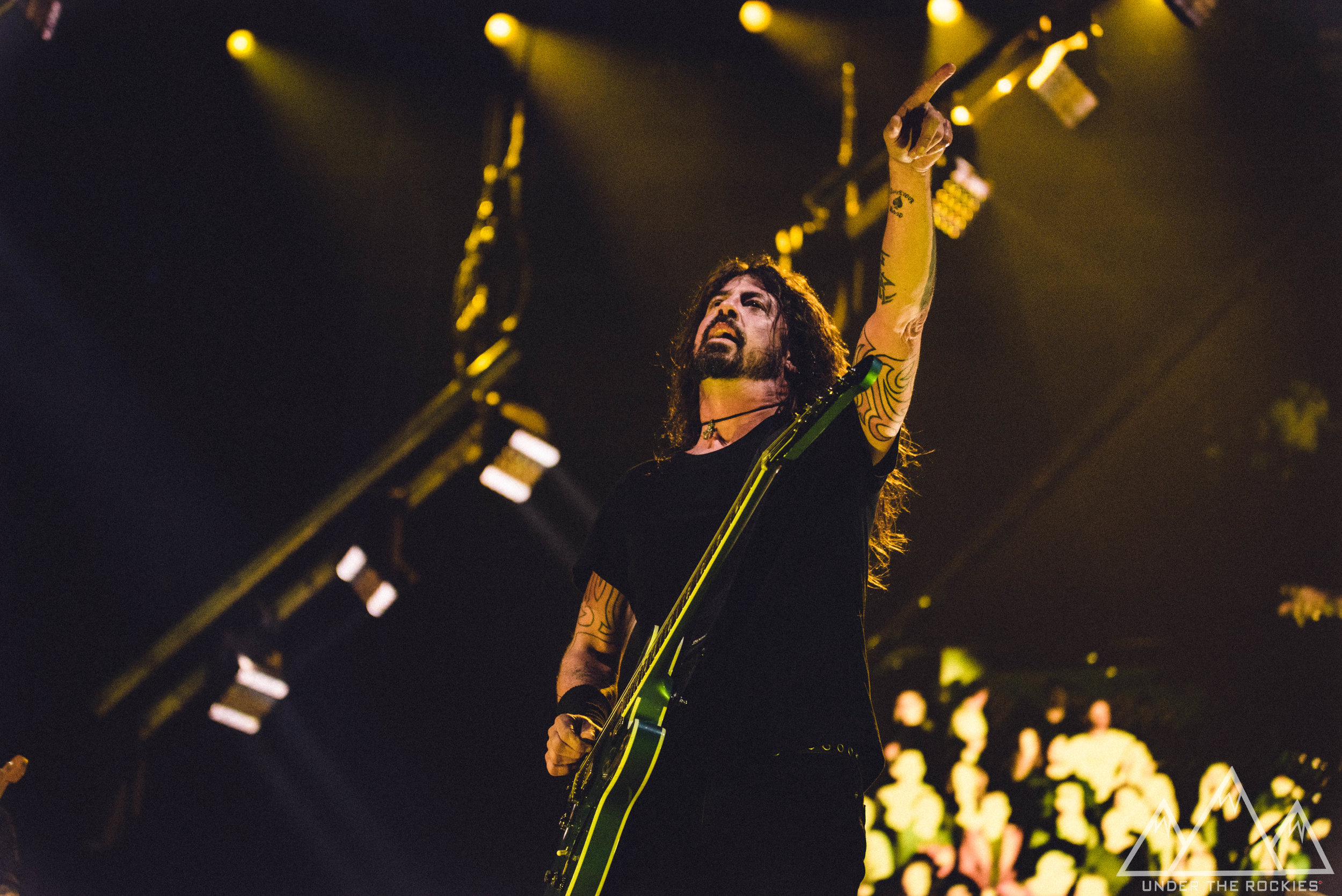 Foo Fighters, photo by Josh Platt