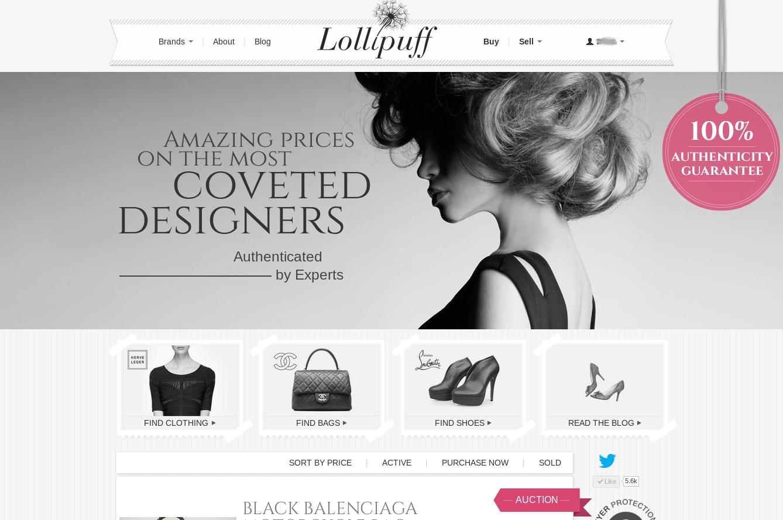 Lollipuff, A New Fashion Favorite