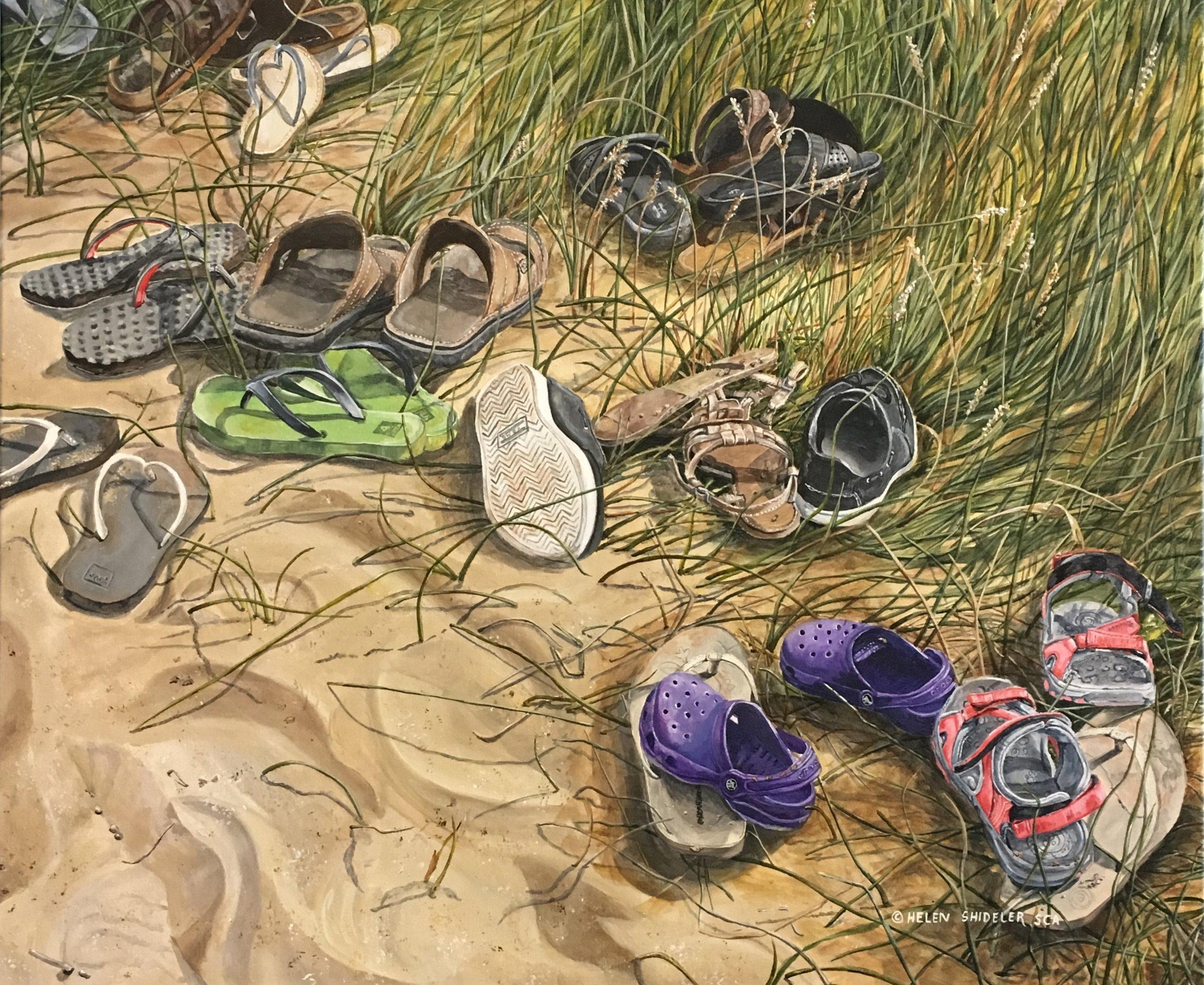 Footloose by Helen Shideler