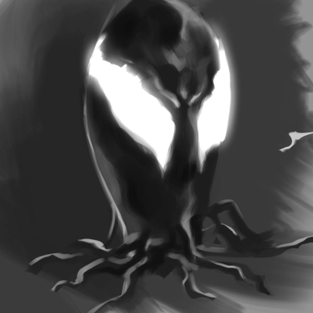 Venom + Adult Swim - Concept Art