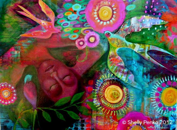 Shelly Penko, she dreams in color