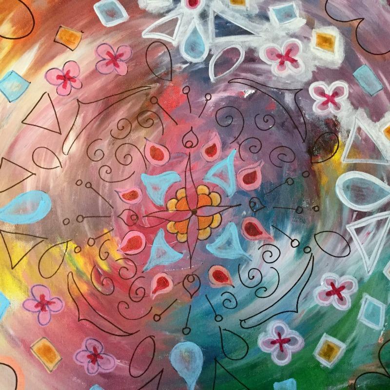 Mandala: the outline