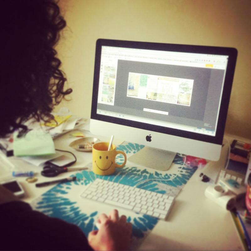 Graphic design... smile!