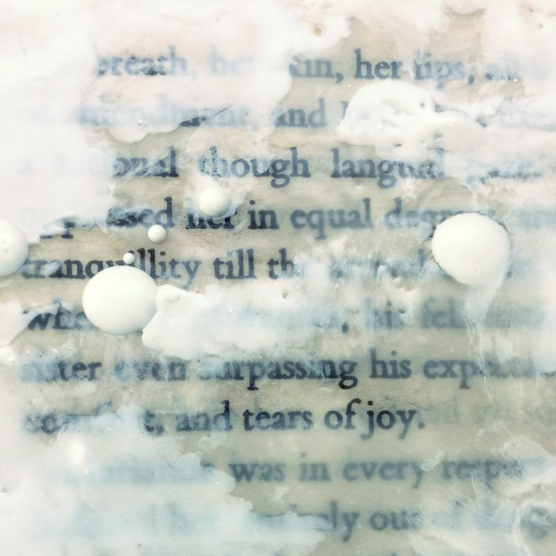 Words, Wax & White