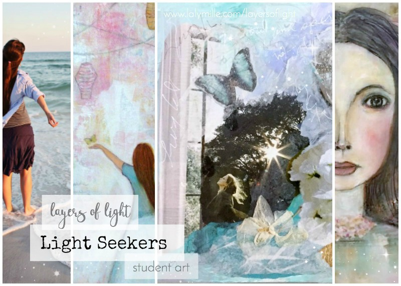 Art by Catherine Spradley Burns, Debbie Davis, Jeni Fiske & Kim Winsor