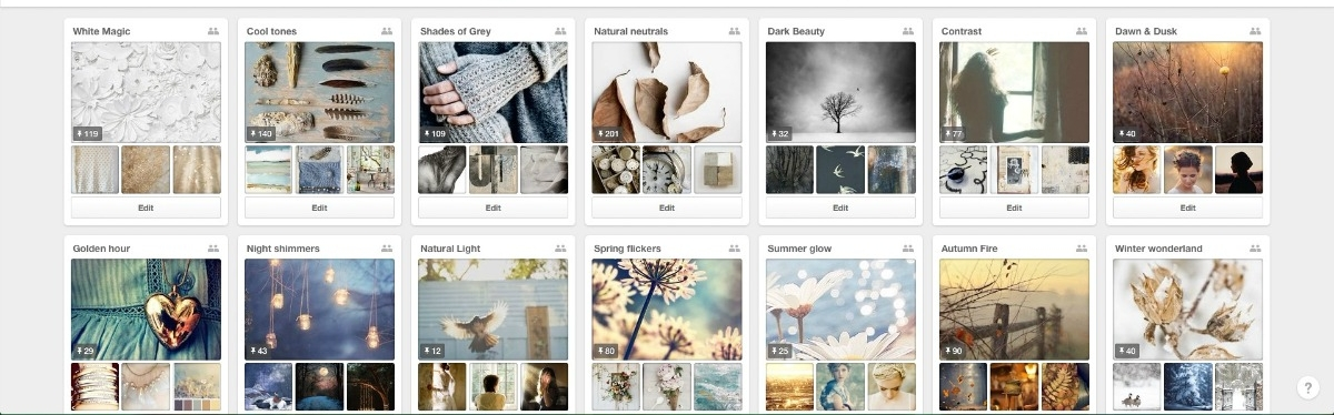 Laly Mille Pinterest