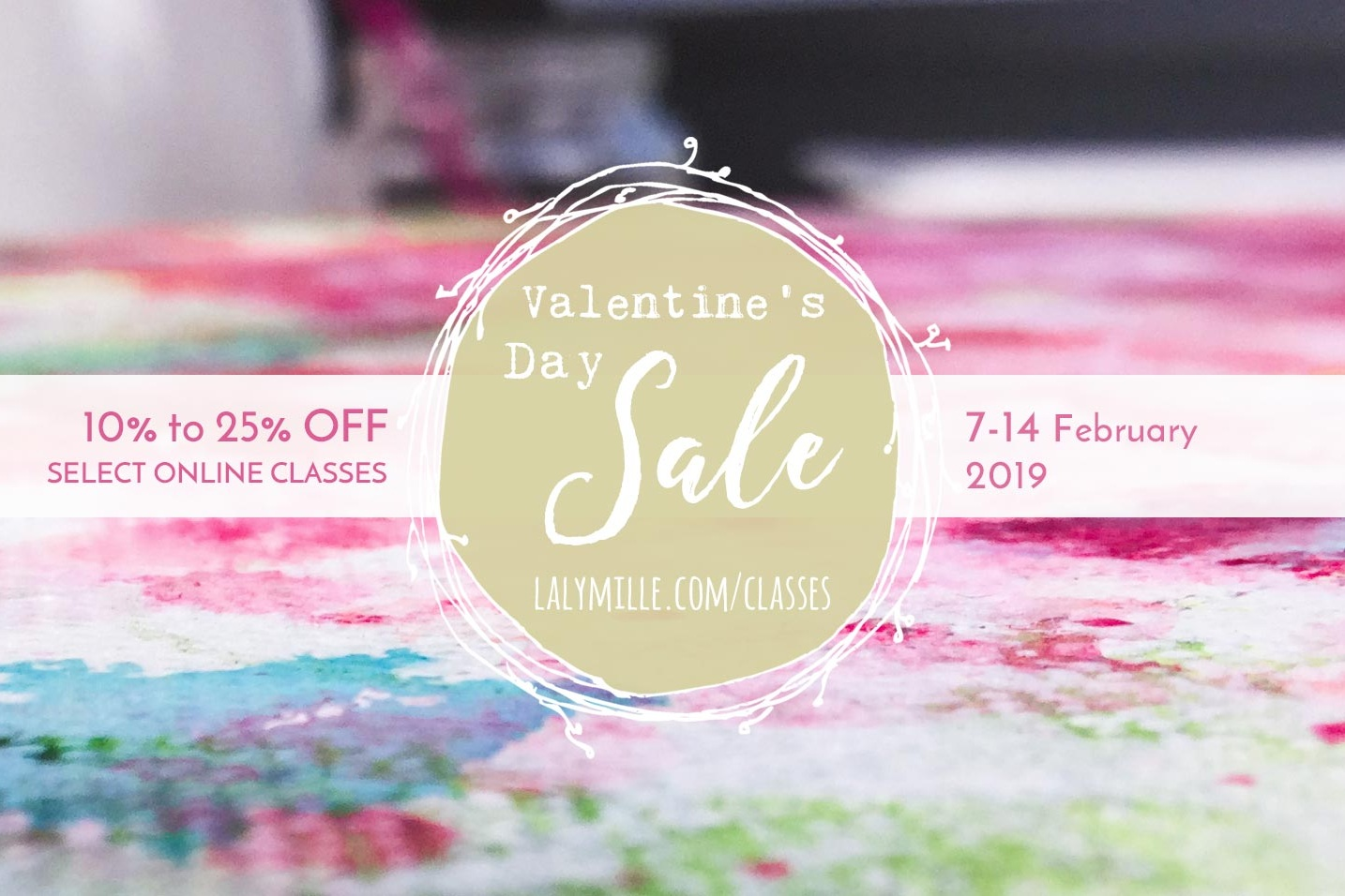 Valentine's Day Sale Laly Mille