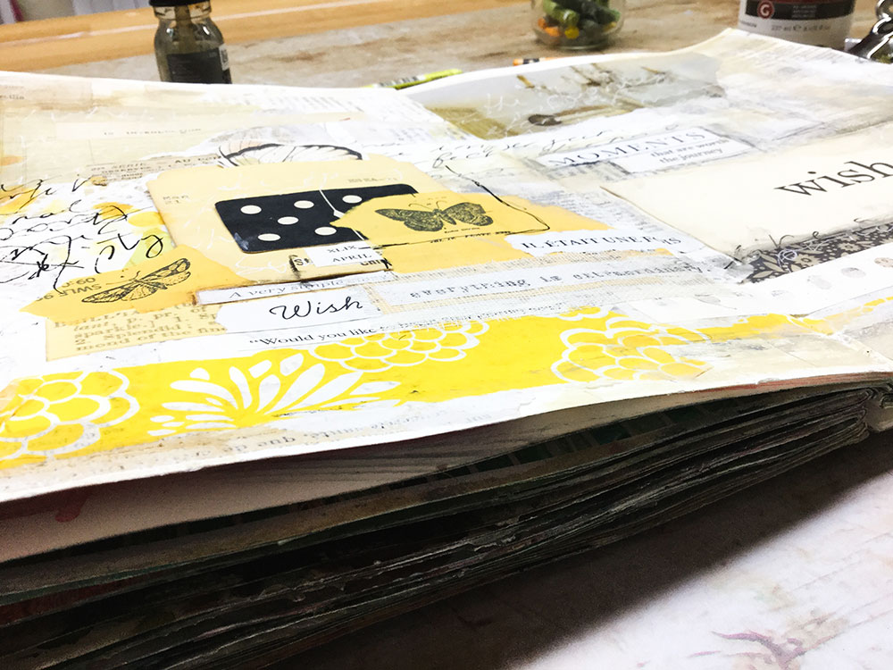 Laly Mille - Sketchbook Revival 2019