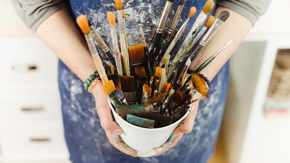 Hommage aux mères créatives. Blog de Laly Mille