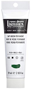 Acrylic Paint - Heavy Body Sap Green.jpg